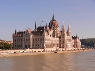 Parlament in Budapest